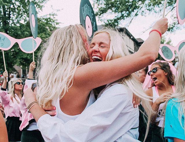 Zeta Ladies // Bid Day 2019