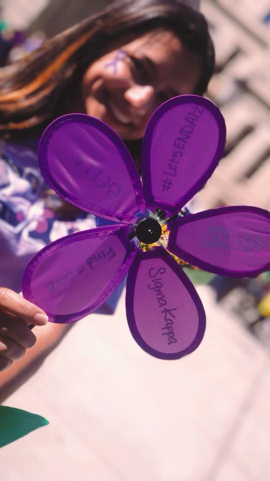 Alzheimer's Walk - Fall 2018