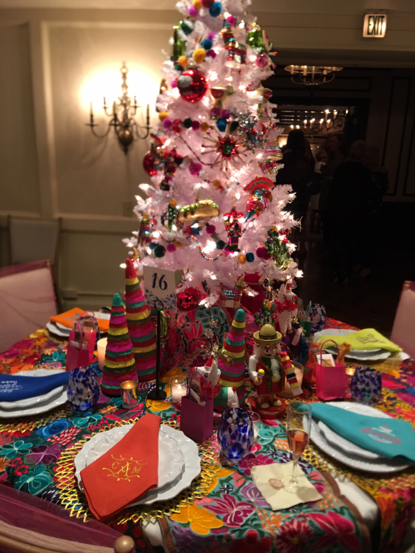 Tablescapes 2018