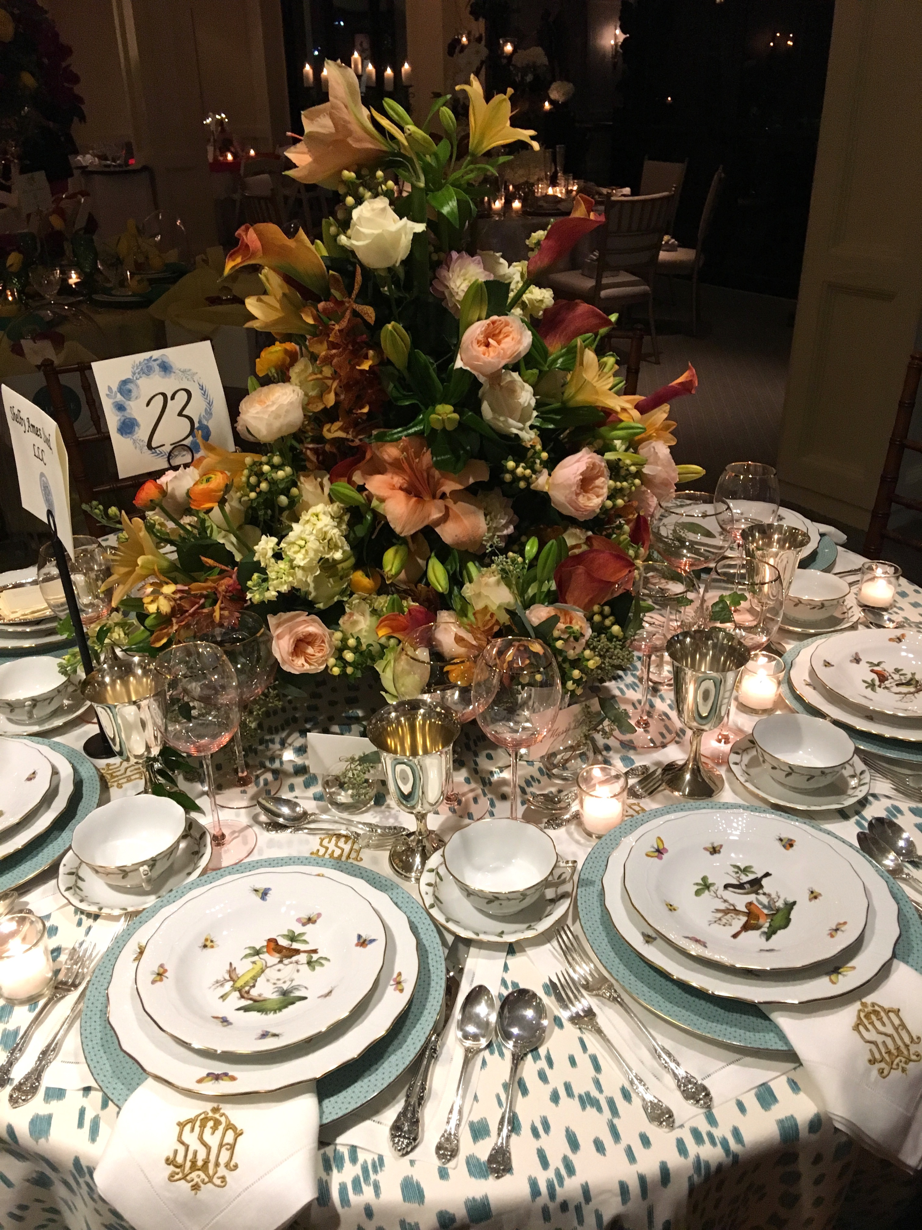 Tablescapes 2017