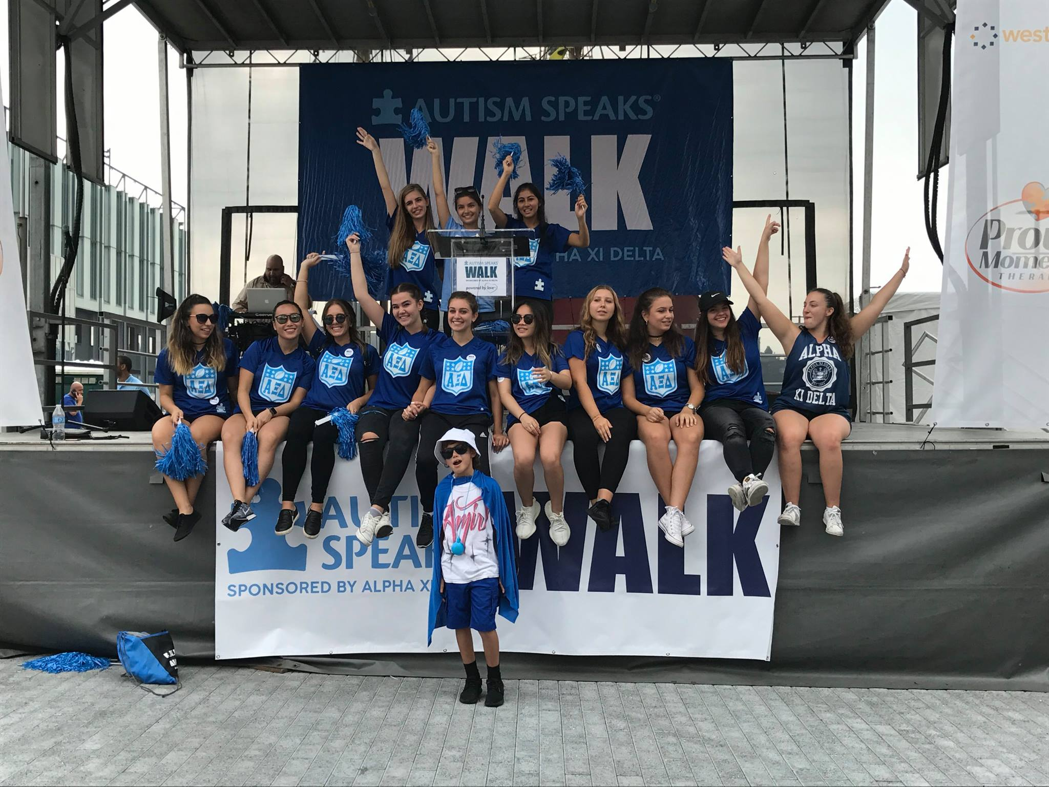 Autism Speaks NYC Walk 2017