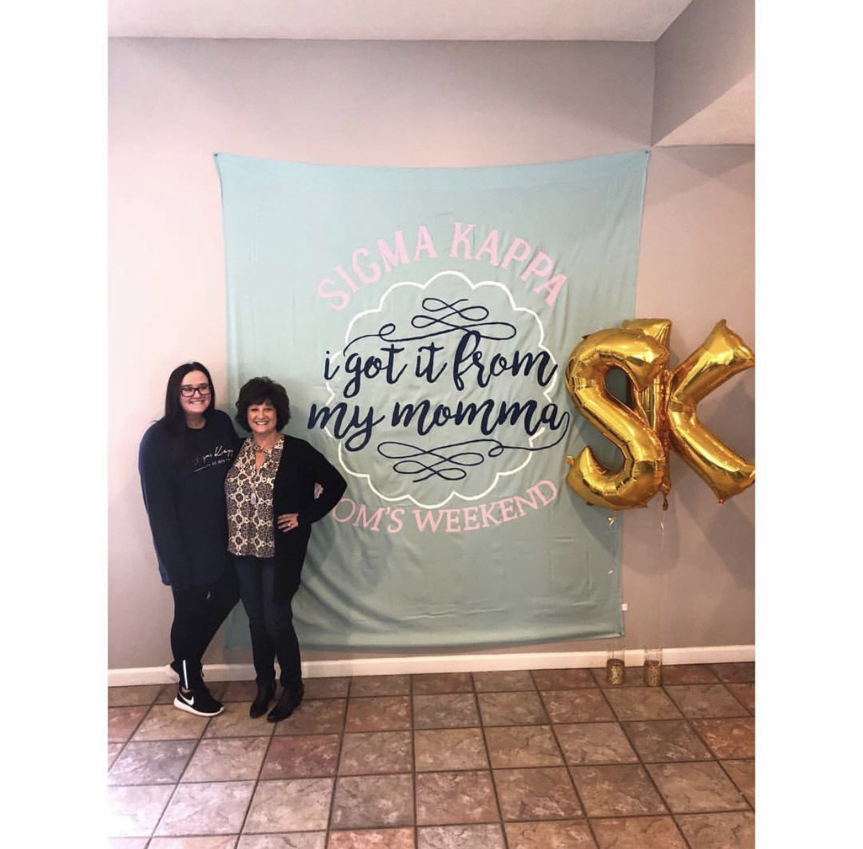 Mom's Weekend 2018