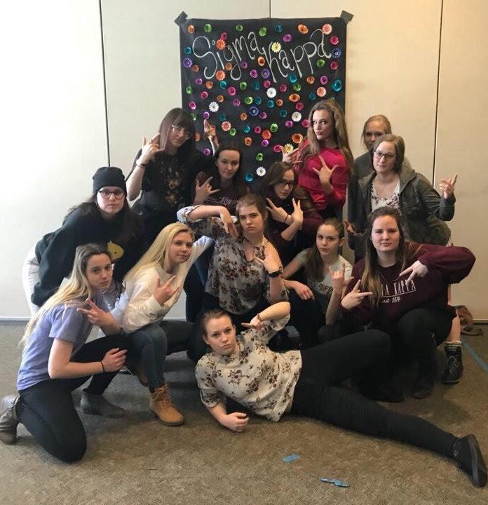 Sisterhood Retreat Spring 2018