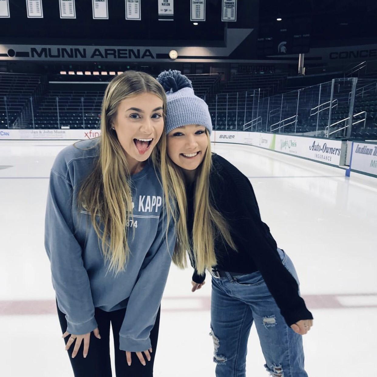 Sisterhood - Sigma Kappa Skate 2019