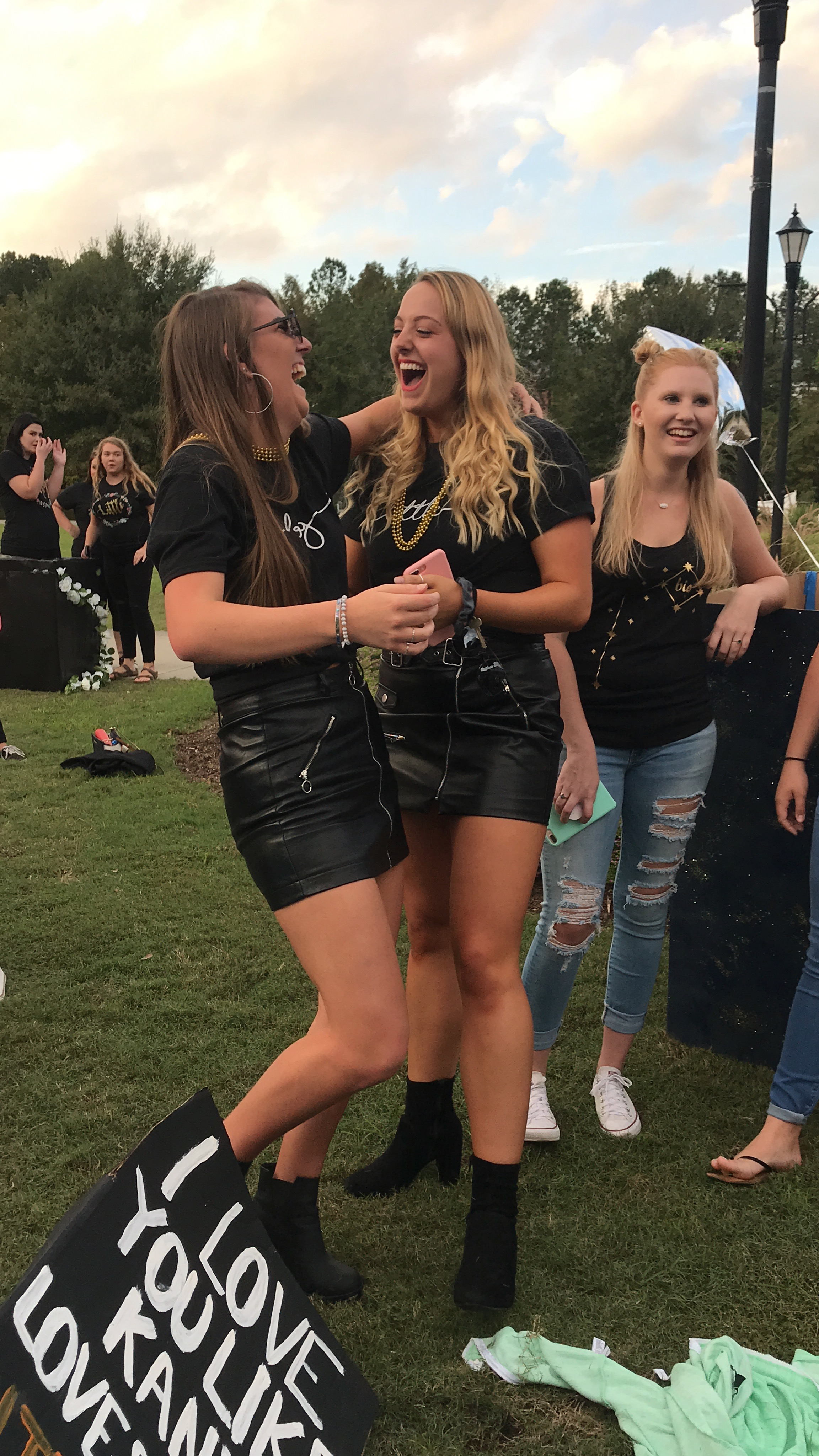 Big and Little Reveal