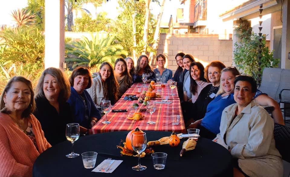 Thanksgiving Potluck  November 24, 2019
