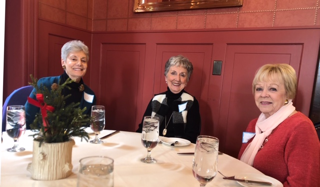November, 2018 - Holiday Lunch