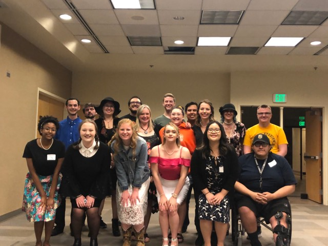 Murder Mystery Social With Phi Sigma Rho