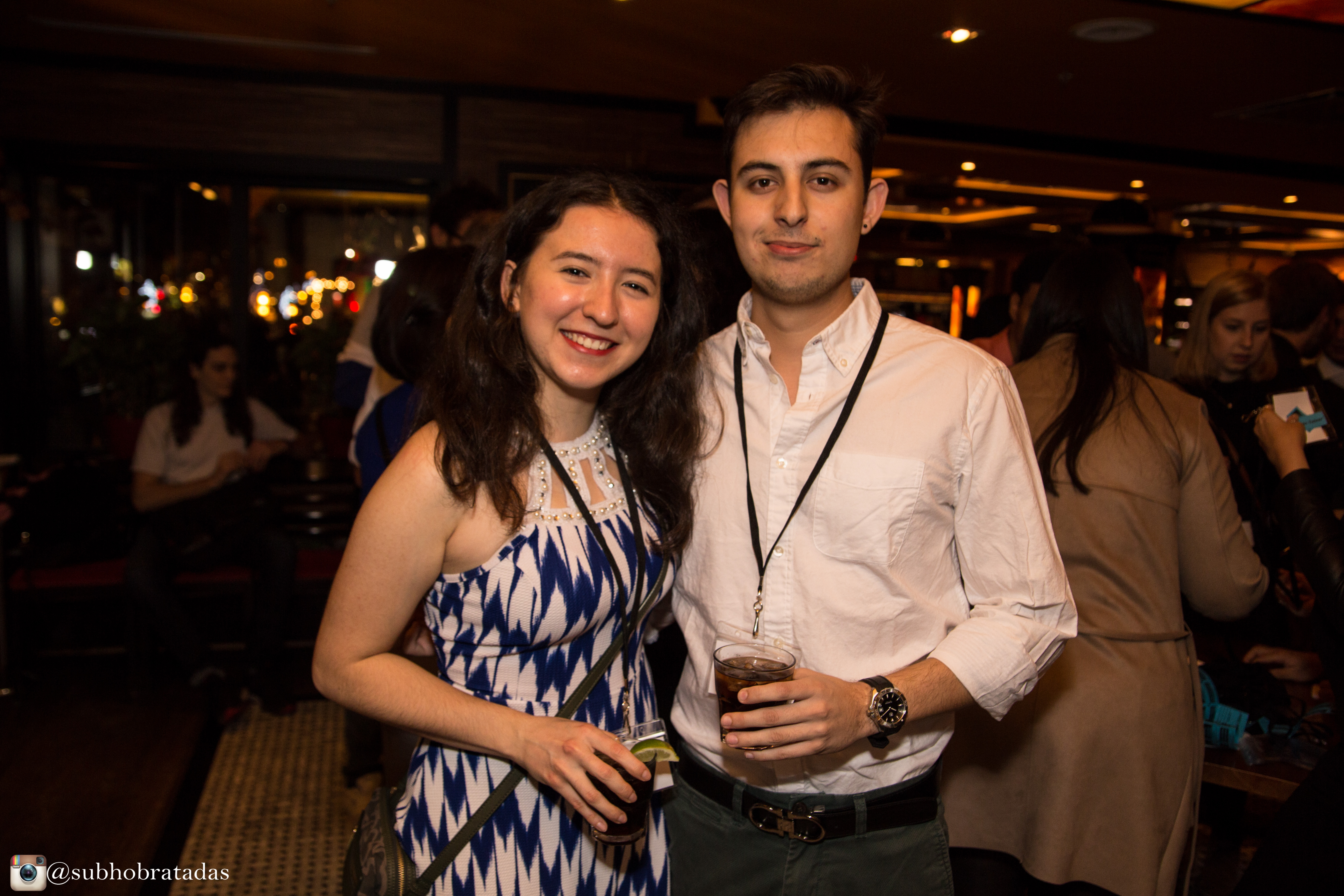 Networking Cocktail Fall 2018