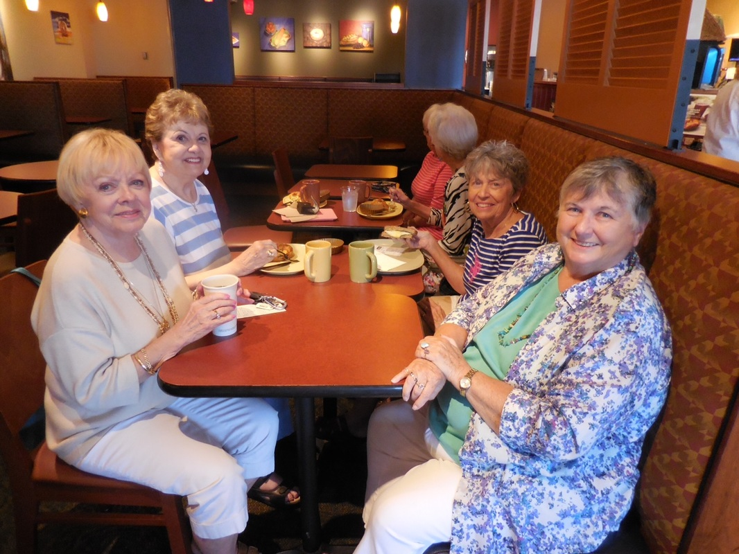 June 2015- Daytime Group Coffee