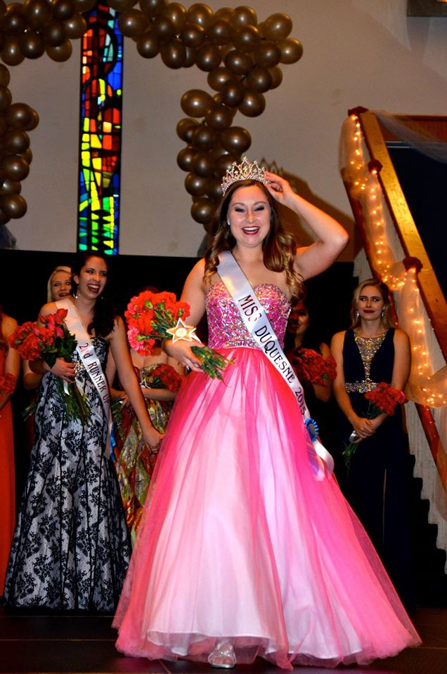 Miss Duquesne 2015