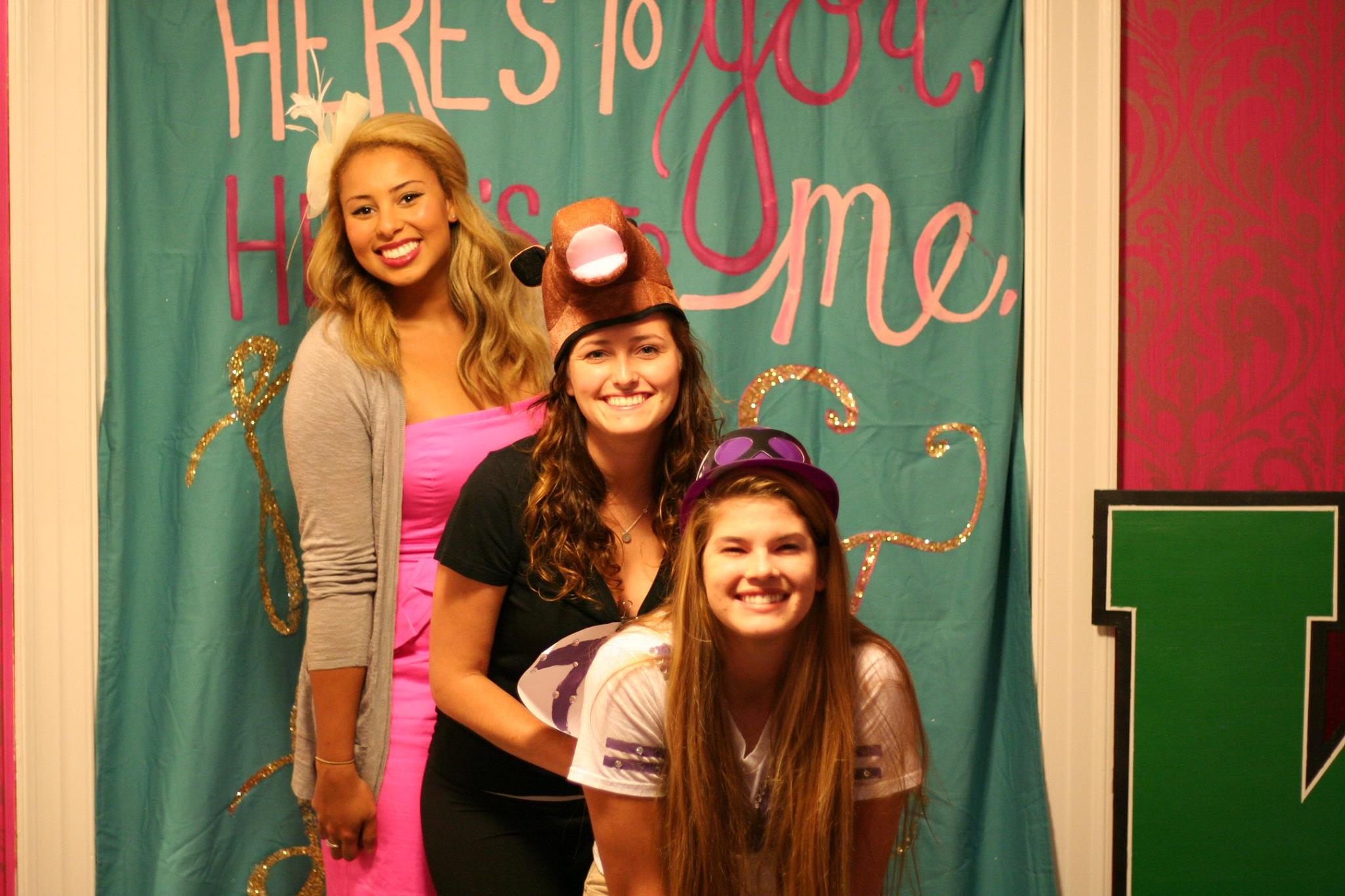 Big/Little Reveal