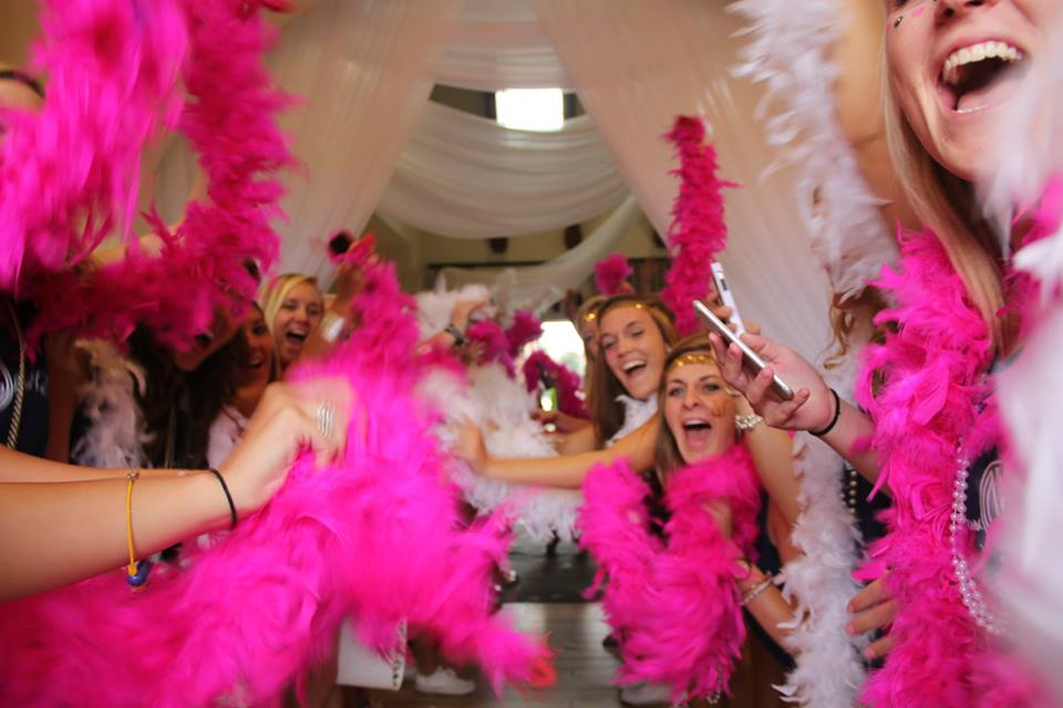 Recruitment Events   Delta Gamma at University of Tennessee