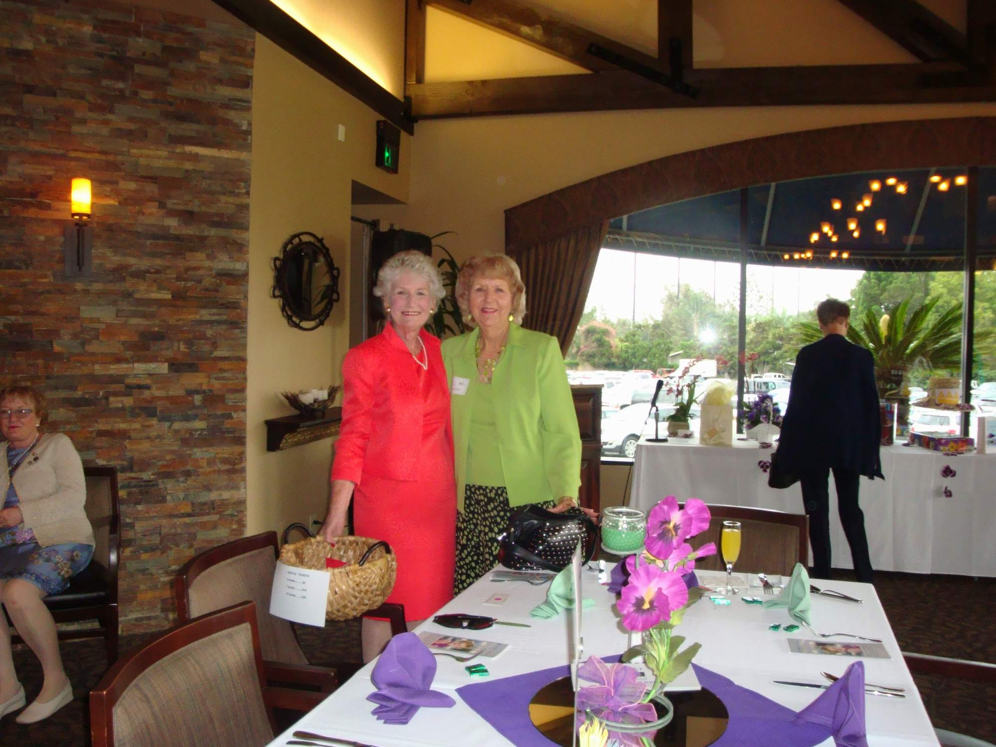 2015 Pansy Potpourri Fundraiser for CHOC Children's