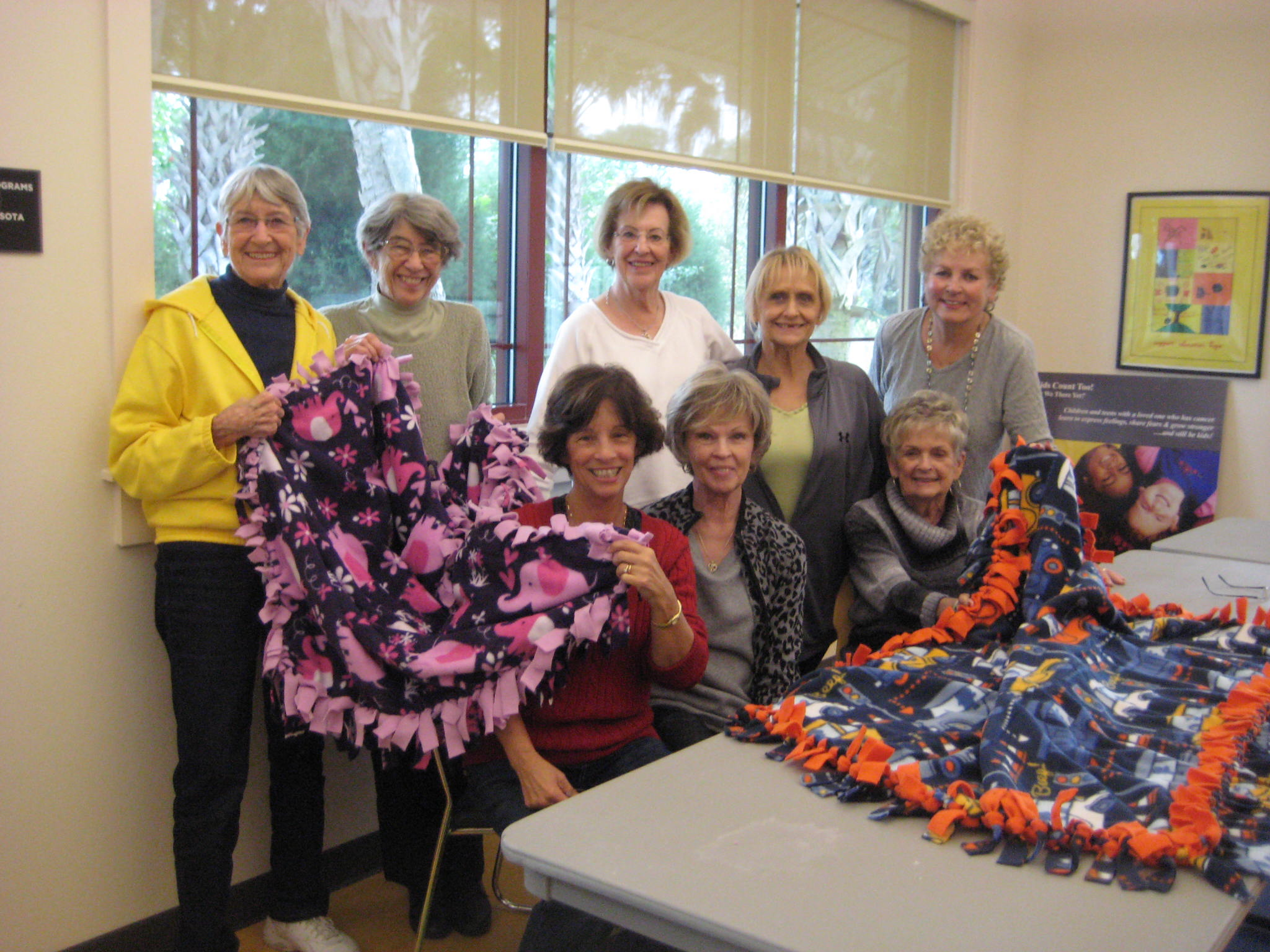 Blanket Bees; Great Charity and Fun!