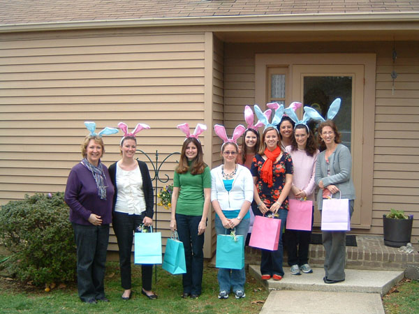 Easter Luncheon, April 2011