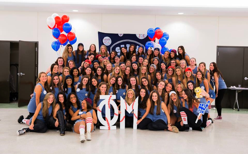 Bid Day Fall 2015: Welcoming Our New Phis!