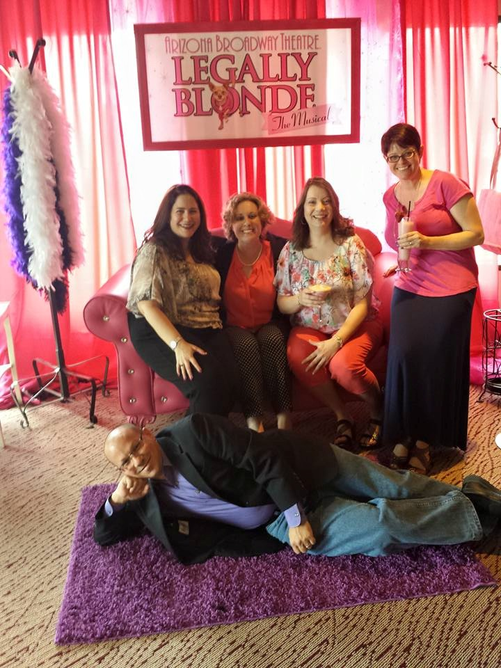 Legally Blonde the Musical, July 2015