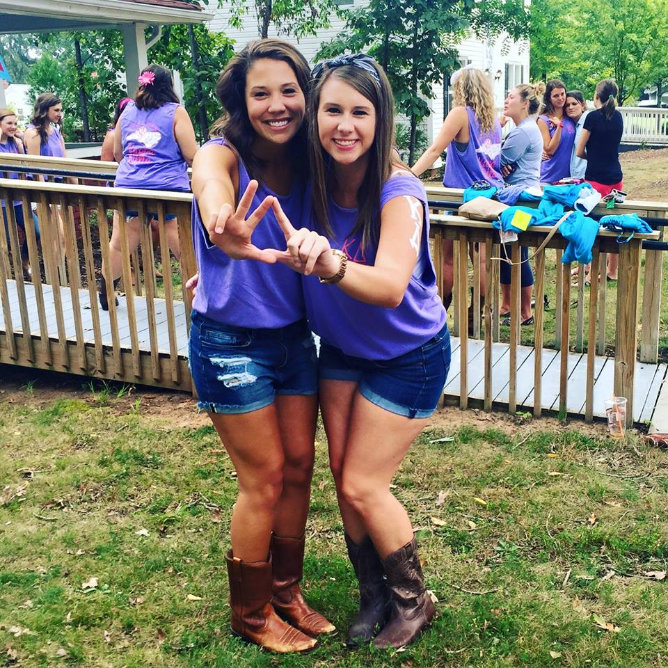 Fall Bid Day 2015