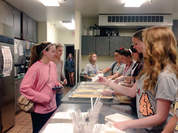 Alpha Gam is Back with Cheese 'N Mac 2015