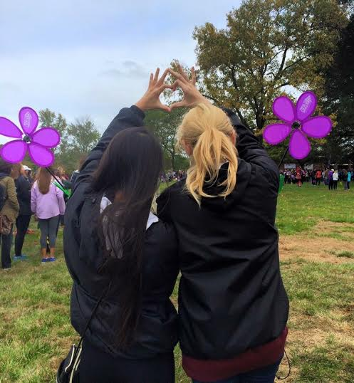 Walk to End Alzheimers 2015