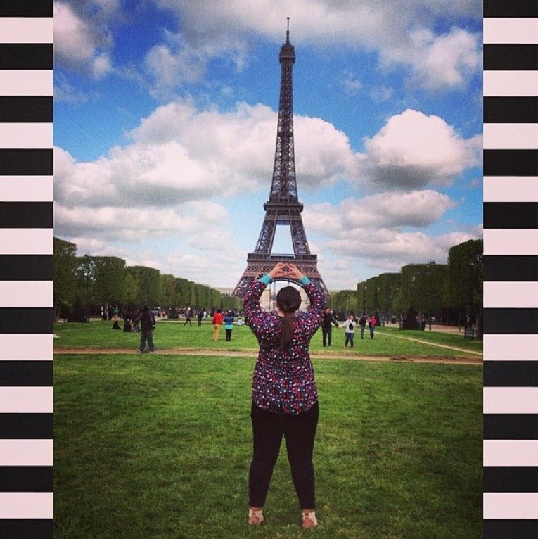 Phi Mu Around the World