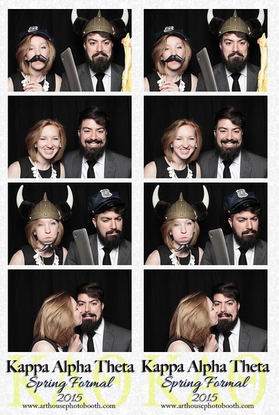 Spring Formal 2015 Photo Booth