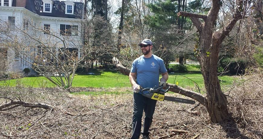 Montclair Historical Society Cleanup