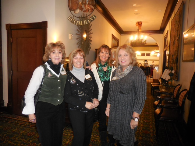 December 2015 - Holiday Lunch