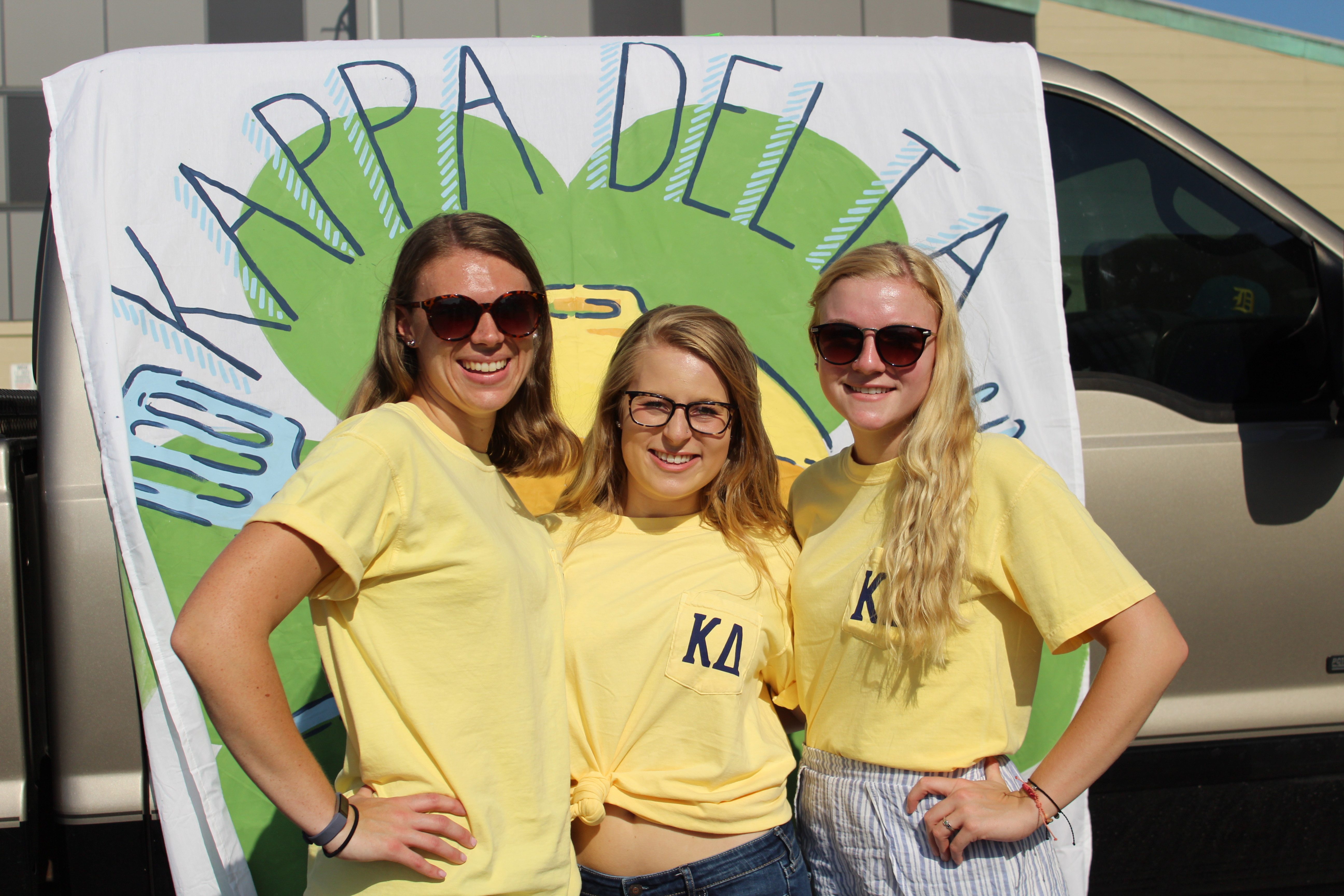 Philanthropy Event- KD Cookout 2017