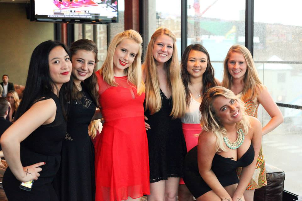 Hollywood Semi Formal 2015