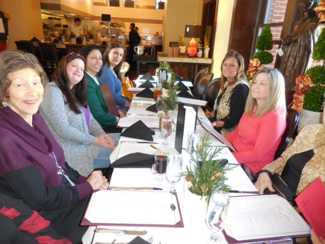 2016 - December Holiday Lunch