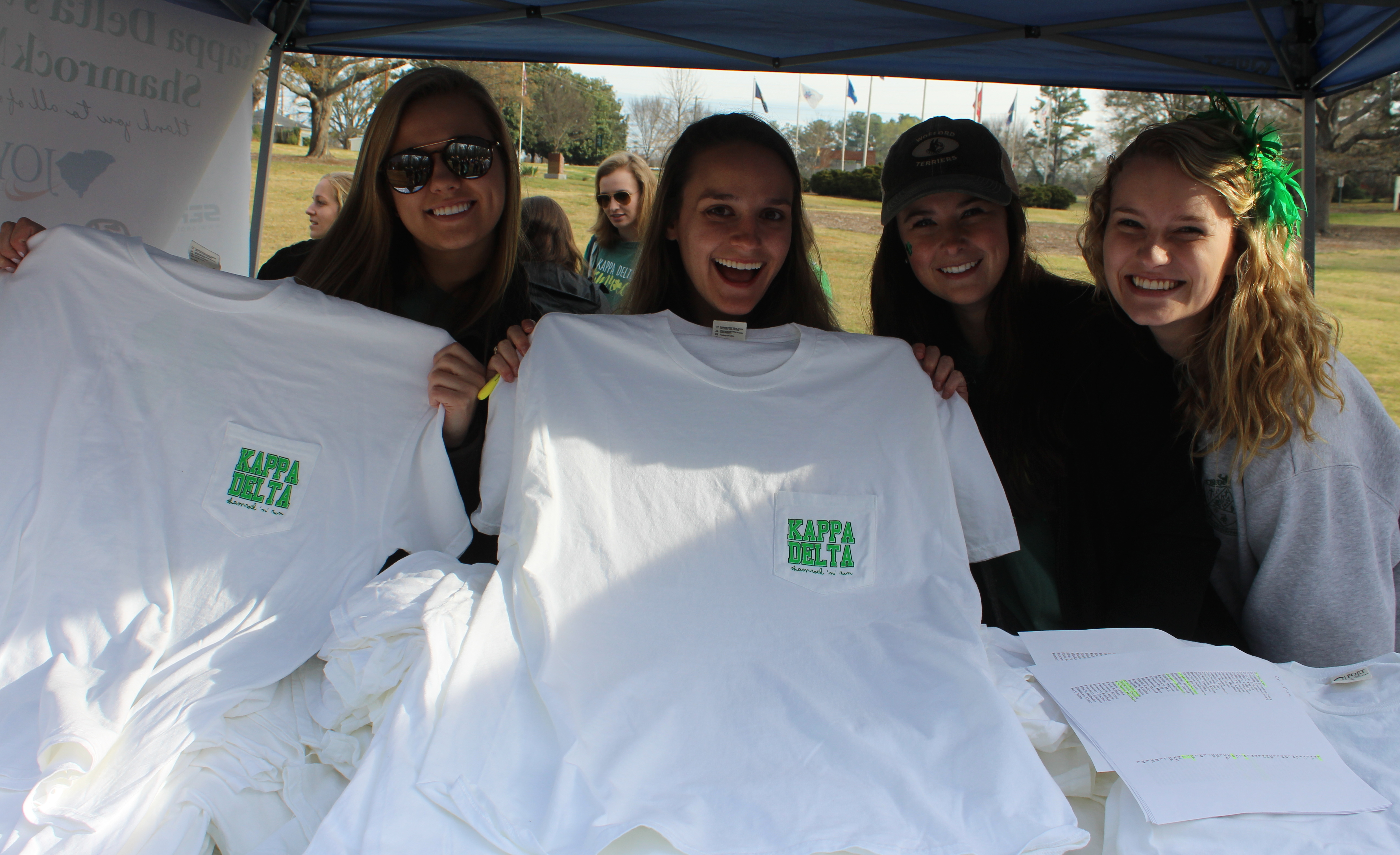 Kappa Delta's 8th Annual Shamrock N Run