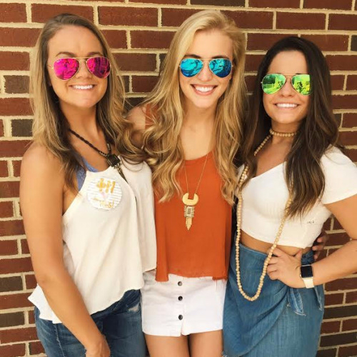 Recommend a Member | Phi Mu at University of Tennessee-Knoxville