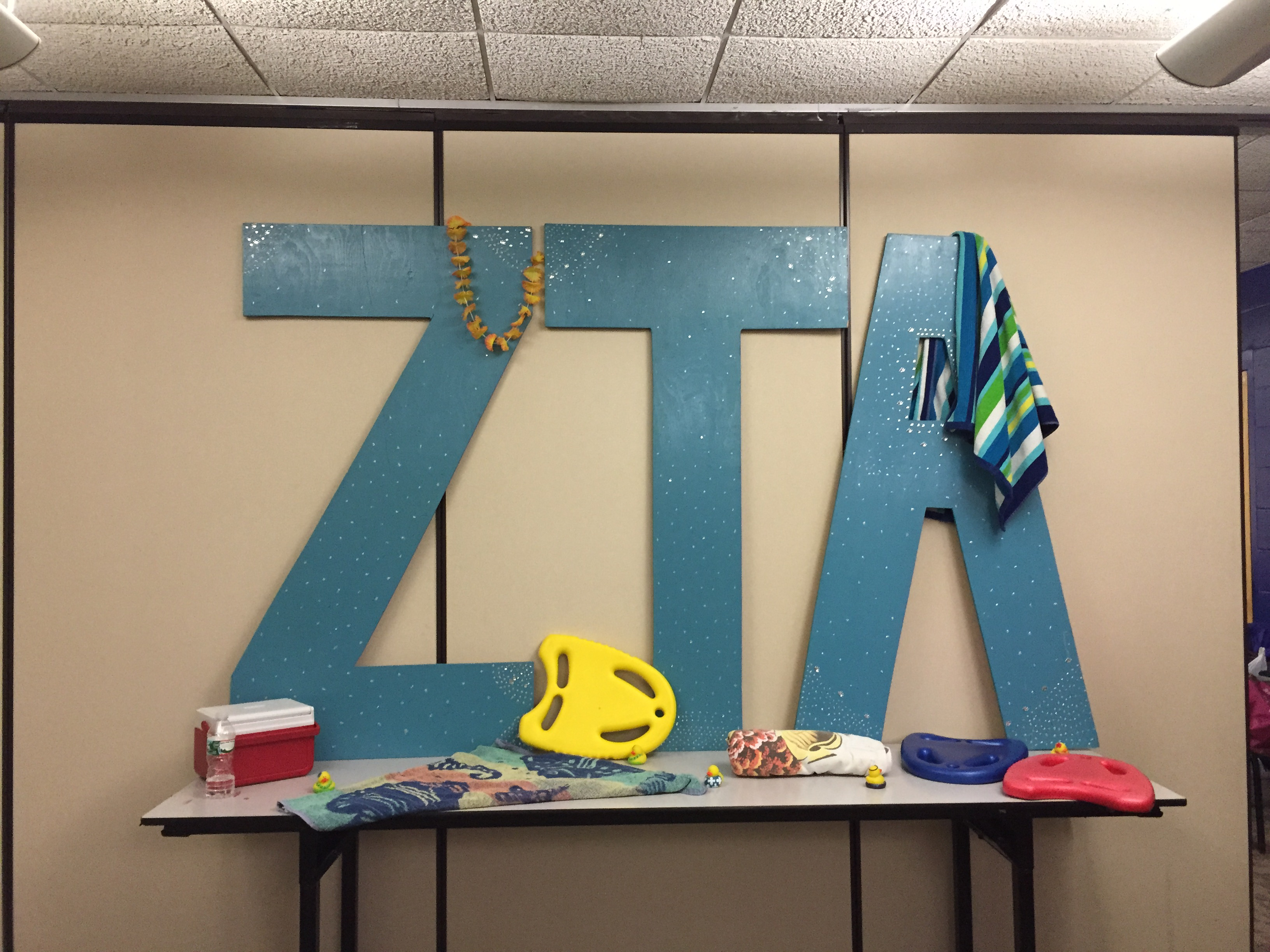 Ride in the Tide with Zeta Tau Alpha