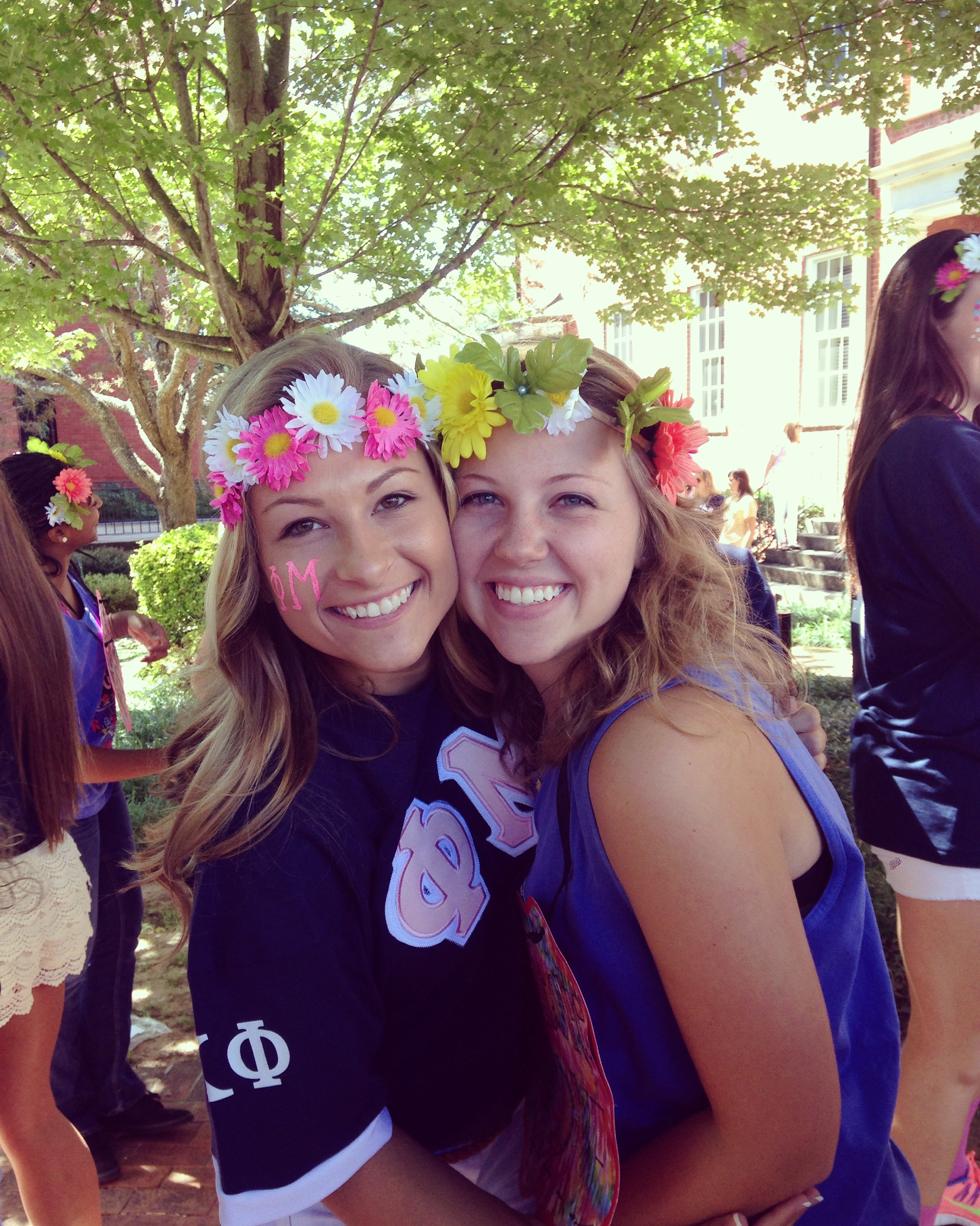 2015 Recruitment & Bid Day