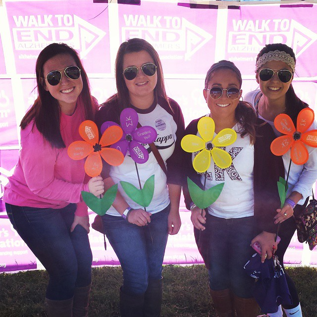 Walk to End Alzheimer's 2014