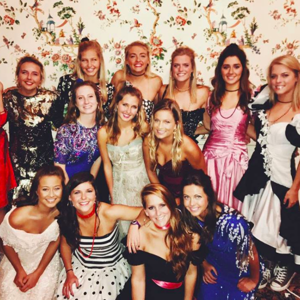 a history of discrimination in sorority at the university of georgia At the university of georgia, greek life is a major part of many undergraduates' experience there are 19 panhellenic greek chapters and 12 multicultural greek chapters.