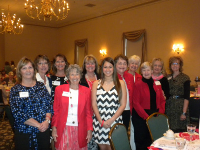April 27, 2013- GKC PH Woman of the Year and Scholarship Brunch