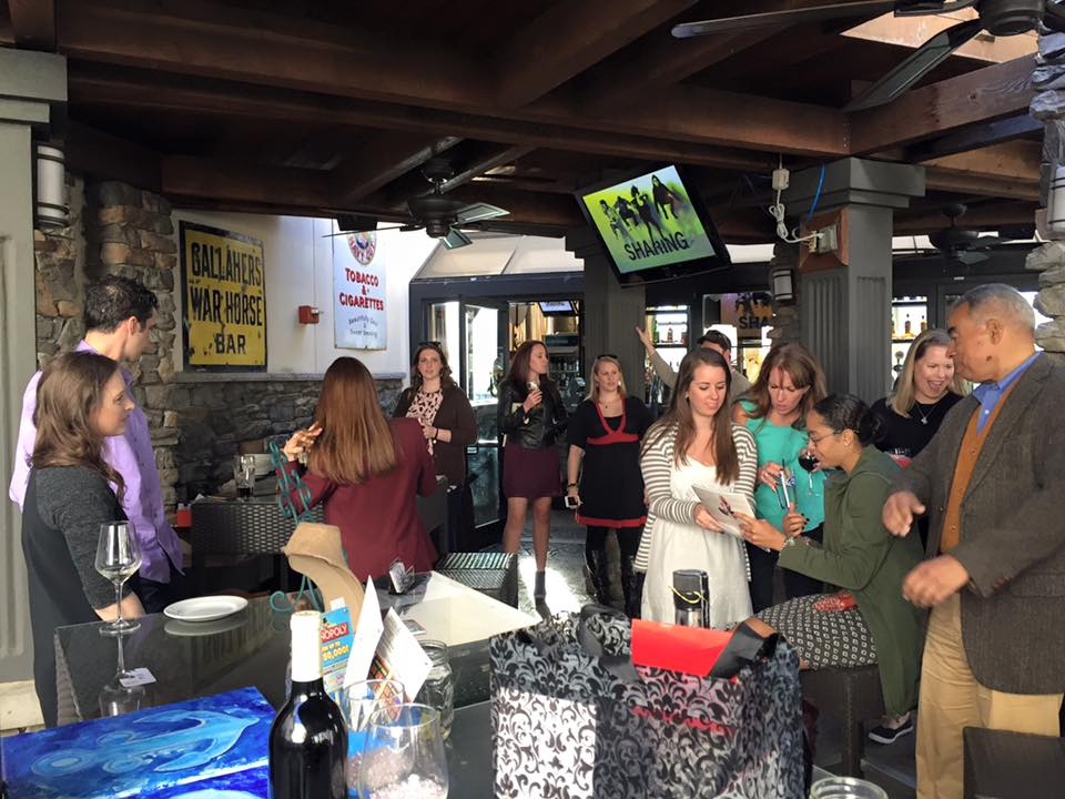 """""""Anchored for a Cause"""" Fall Fundraiser 2015"""