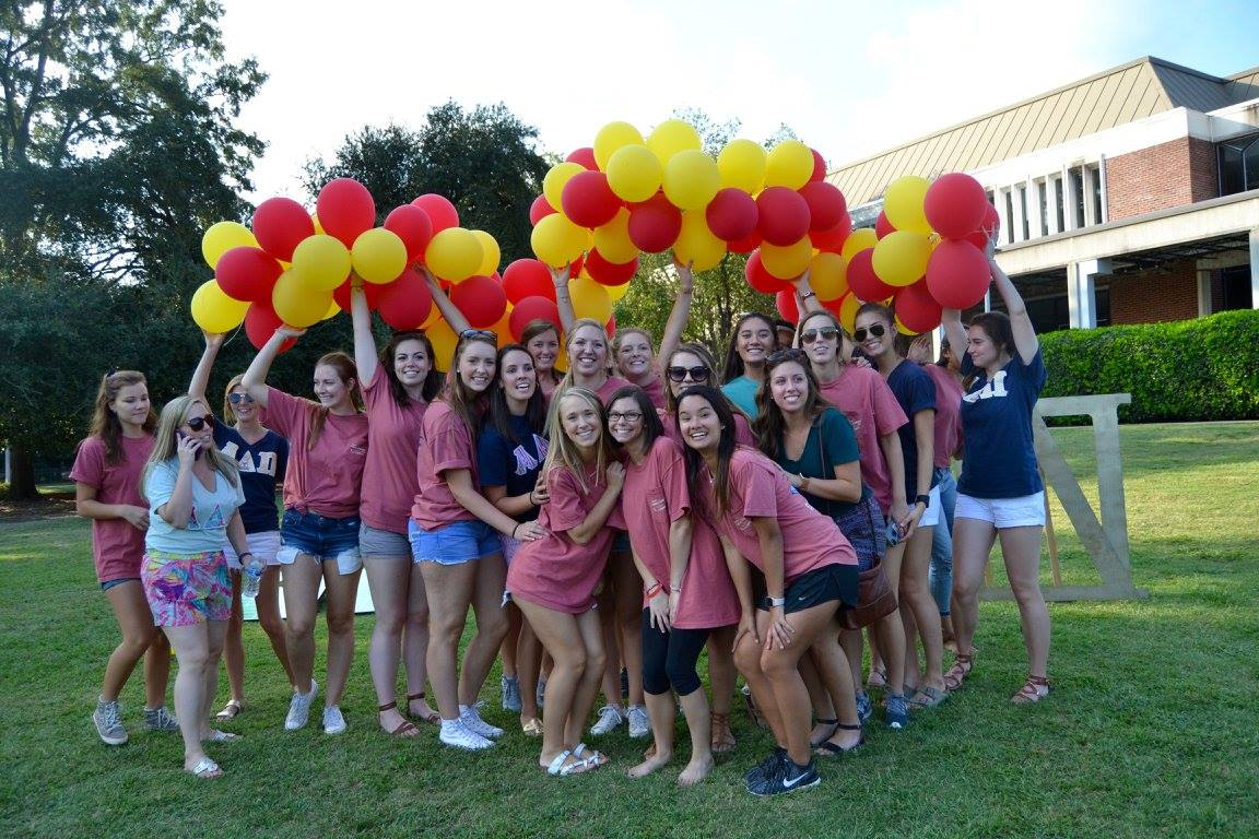 Love Built It, ADPi Supports It  Ronald McDonald House Charities