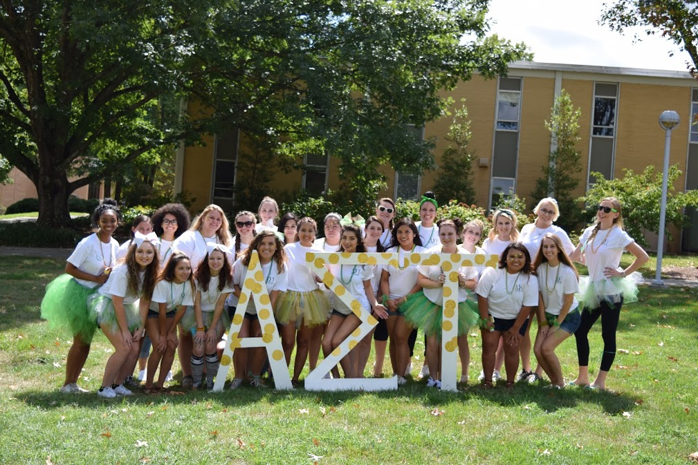 Bid Day - Fall 2016