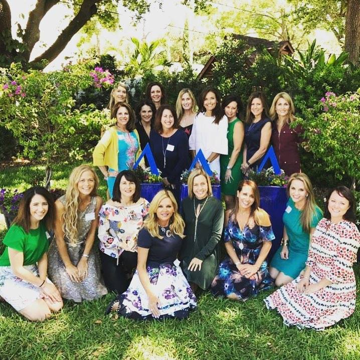 2017 Annual Spring Luncheon & Circle Degree