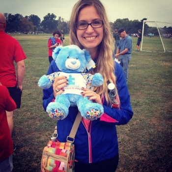 Autism Speaks Walk Fall 2013