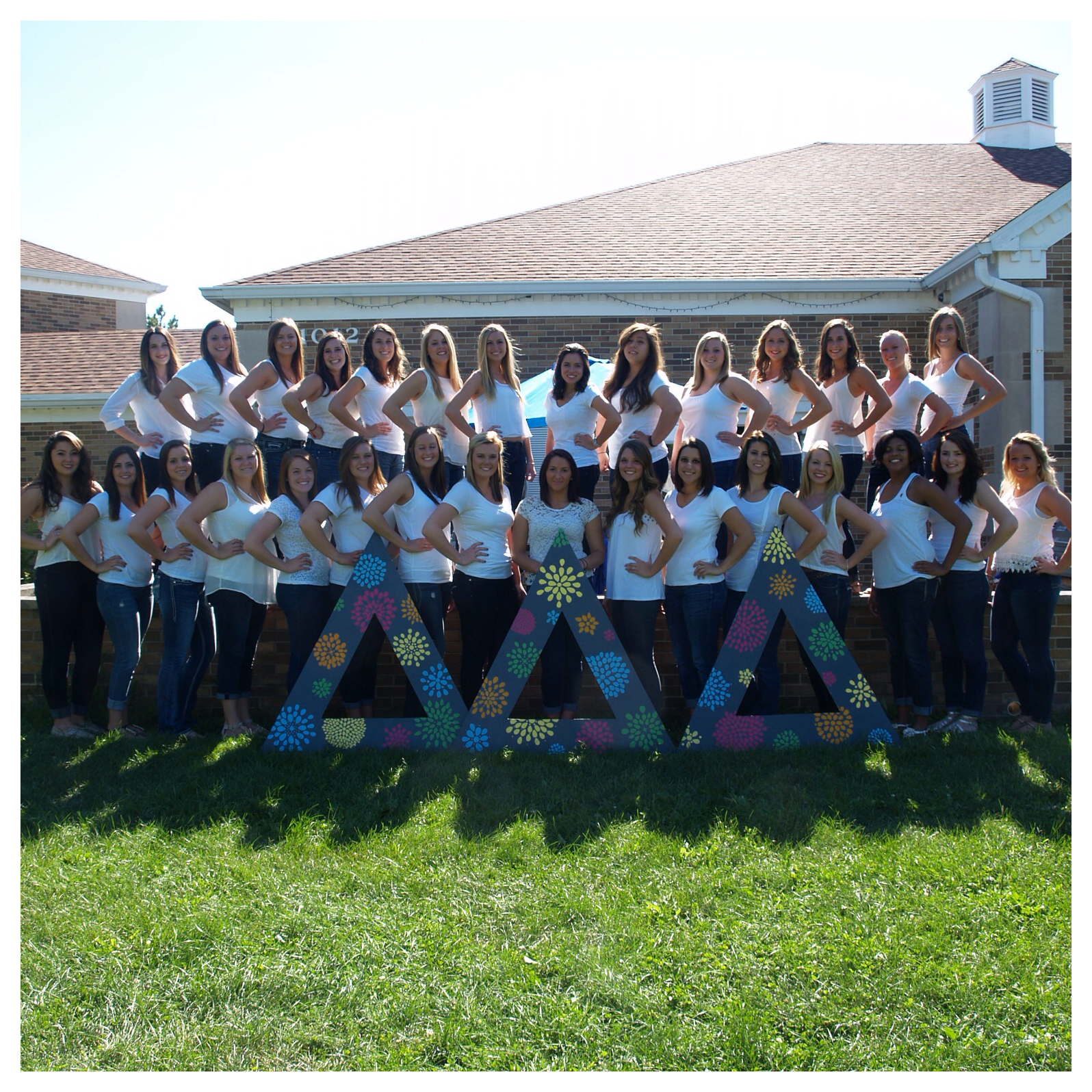 Fall 2014 Recruitment & Bid Day