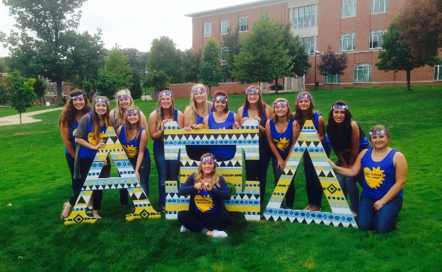 Bid Day!! - Fall 2014