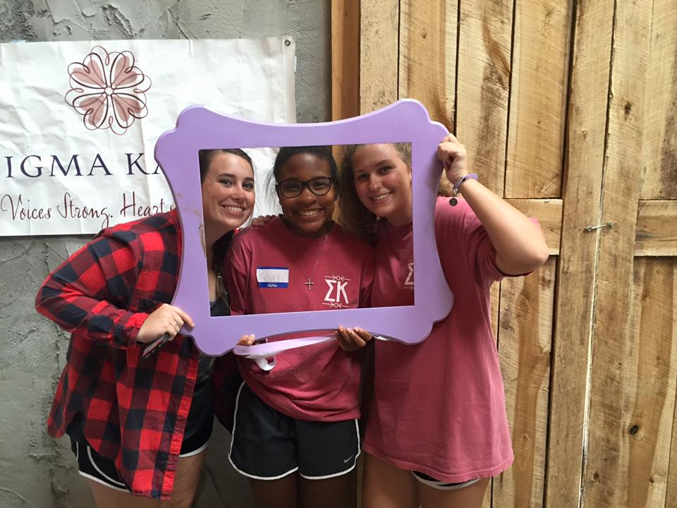 Fall Sisterhood Retreat 2016