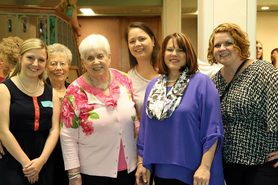 AI celebrates Founders Day 2015 with the Tulsa Alumnae Chapter