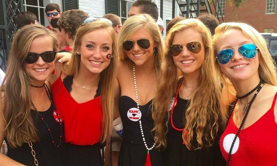 Kappa Loves The Dawgs 2015
