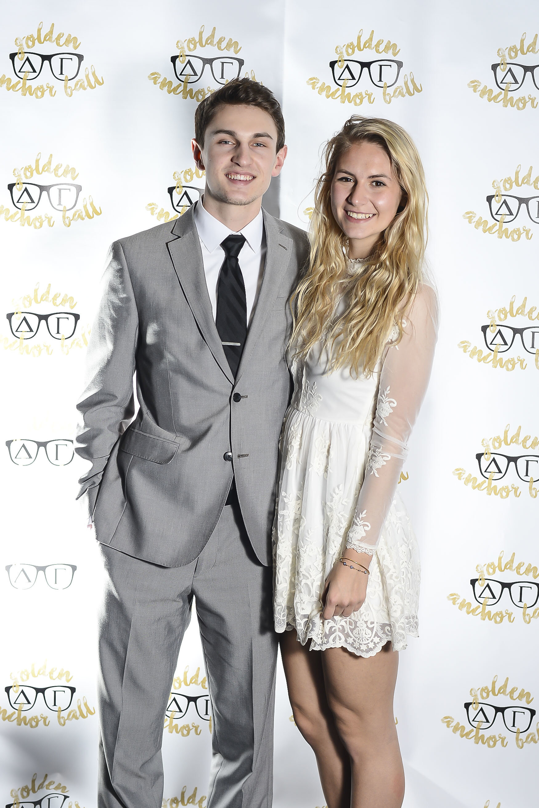 Golden Anchor Ball